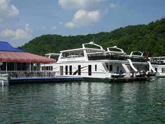 Al Gore's new houseboat
