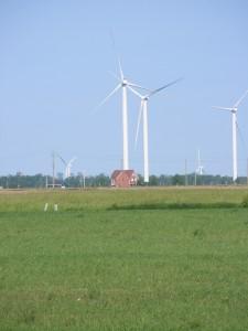 Enbridge Wind Farm Kincardine