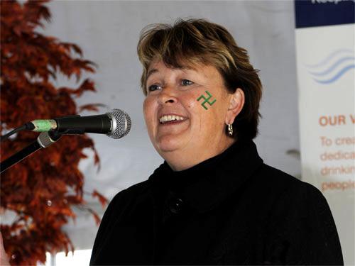 Carol Mitchell Liberal MPP