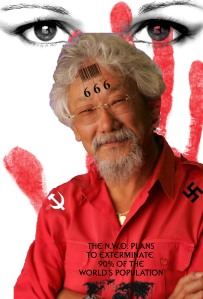 David Suzuki communist