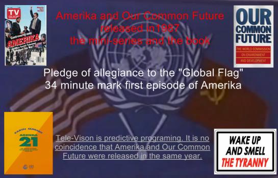 Amerika & common future