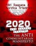 Anti communitarian manifesto